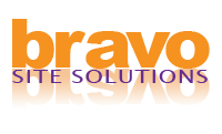 Bravo Site Solutions Logo